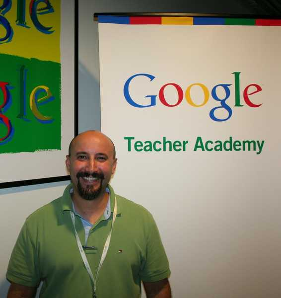 Danny Silva, Google Teacher Academy